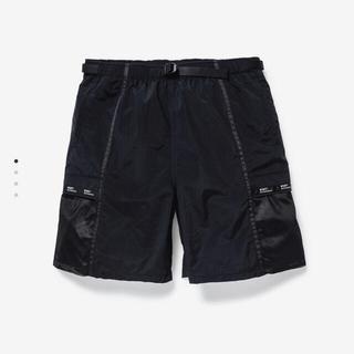 ダブルタップス(W)taps)のWtaps 21ss udt shorts black Sサイズ(ショートパンツ)