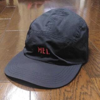 パタゴニア(patagonia)のMEI メイ キャップ 帽子 ジェットキャップ 黒 ピンク ナイロン 夏フェス(キャップ)