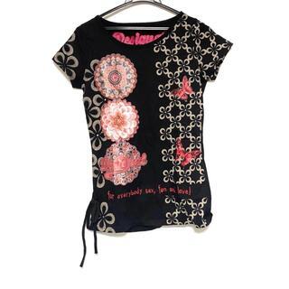 デシグアル(DESIGUAL)のデシグアル 半袖Tシャツ サイズXS -(Tシャツ(半袖/袖なし))