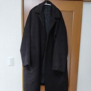 マーカウェア(MARKAWEAR)のMARKAWARE ALPACA W-CLOTH MAC COAT マーカウェア(ステンカラーコート)