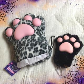 ❥猫の手グローブ&キーホルダー❥(小道具)