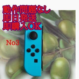 SWICH ジョイコン ネオンブルー L(家庭用ゲーム機本体)