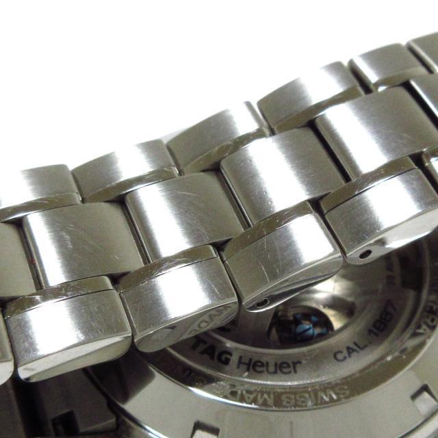 TAG Heuer(タグホイヤー)のタグホイヤー 腕時計美品  メンズ 黒 メンズの時計(その他)の商品写真