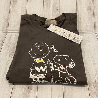 スヌーピー(SNOOPY)のタグ付き 吉本 沖縄国際映画祭 スヌーピー Tシャツ XLサイズ(Tシャツ/カットソー(半袖/袖なし))