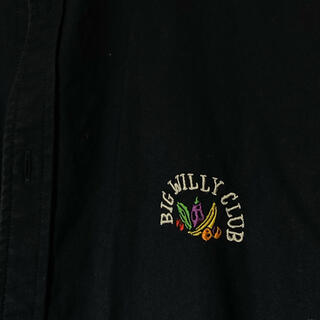 willy chavarria big willy club shirts(シャツ)