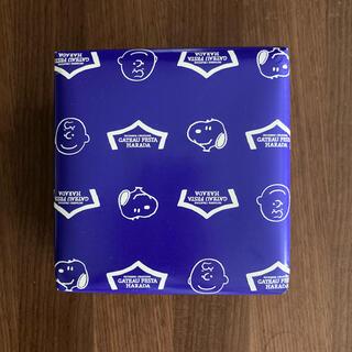 スヌーピー(SNOOPY)のガトーフェスタハラダ スヌーピー限定缶ミニ(菓子/デザート)