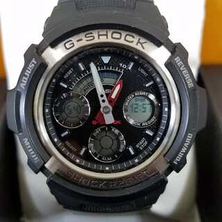 ジーショック(G-SHOCK)のG-shock AW590 (腕時計(デジタル))