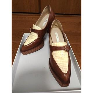 アメリヴィンテージ(Ameri VINTAGE)のアメリのローファー(ローファー/革靴)