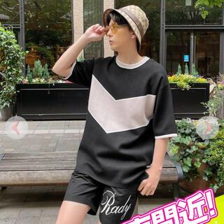 レディー(Rady)のRadyメンズニットTシャツL(Tシャツ/カットソー(半袖/袖なし))