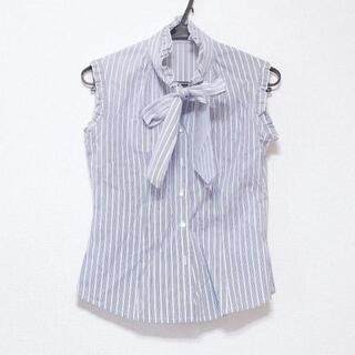 ルネ(René)のルネ ノースリーブシャツブラウス 36 S -(シャツ/ブラウス(半袖/袖なし))