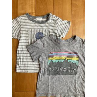パタゴニア(patagonia)のパタゴニア 2枚セット サイズ80(Tシャツ)