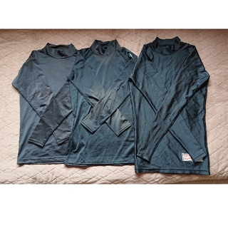 Rawlings - アンダーシャツ 黒 Xanax TIGOR Rawlings ハイネック