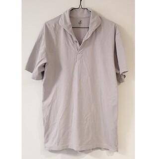 45RPM ポロシャツ ベージュ