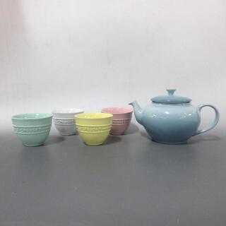LE CREUSET - ルクルーゼ 食器新品同様  - 陶器