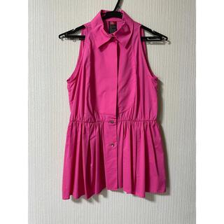 ダブルスタンダードクロージング(DOUBLE STANDARD CLOTHING)のノースリーブトップス double standard clothing(シャツ/ブラウス(半袖/袖なし))