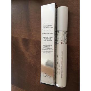ディオール(Dior)のdior マスカラ下地(マスカラ下地 / トップコート)