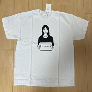 ソフ(SOPH)の【XL】KYNE×KIYONAGA&CO. Tシャツ(Tシャツ/カットソー(半袖/袖なし))
