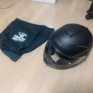 ヤマハ(ヤマハ)のYAMAHA バイクヘルメット YJ-19 ZENITH Lサイズ ブラック(ヘルメット/シールド)