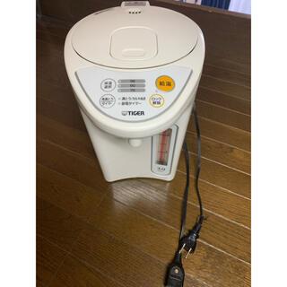 TIGER - タイガー魔法瓶(TIGER) 電気ポットPDRーG301 3.0L