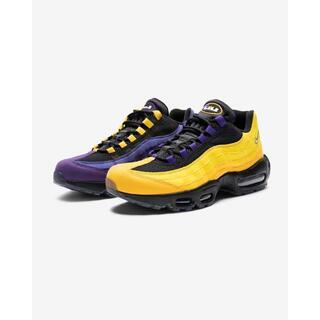 ナイキ(NIKE)のNike Air Max 95 NRG LeBron Lakers 27.5cm(スニーカー)
