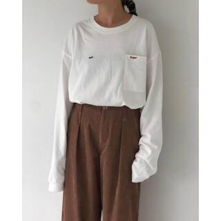 トゥデイフル(TODAYFUL)の新品 タグ付 Salt&Sugar Long T-shirts トゥデイフル(Tシャツ(長袖/七分))