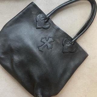 クロムハーツ(Chrome Hearts)のお値下げ 青山本店購入 クロムハーツ クロス トートバッグ(トートバッグ)