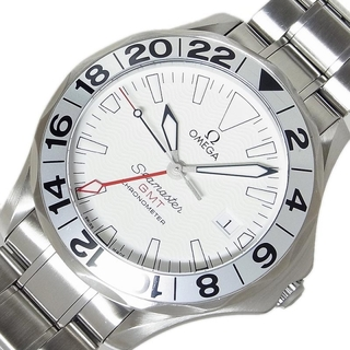 OMEGA - オメガ OMEGA シーマスター300m GMT 腕時計 メンズ【中古】