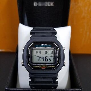 ジーショック(G-SHOCK)のG-shock DW5600 電池新品交換済み (腕時計(デジタル))
