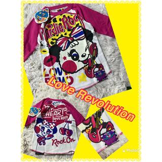 ラブレボリューション(LOVE REVOLUTION)のラブレボリューション★グランドスラム★新品★カットソー★Tシャツ★100サイズ(Tシャツ/カットソー)