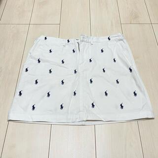 ポロラルフローレン(POLO RALPH LAUREN)のラルフローレンスポーツ ゴルフ スカート(ひざ丈スカート)