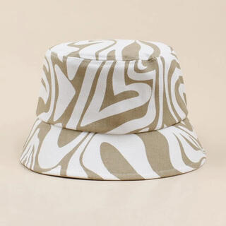 ステューシー(STUSSY)のバケハ ゼブラ 3色 帽子 キャップ(ハット)