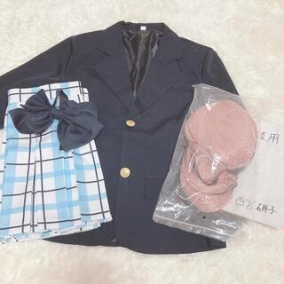 聲の形 西宮硝子 コスプレ 衣装 ウィッグ付(衣装一式)