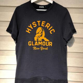 ヒステリックグラマー(HYSTERIC GLAMOUR)のHYSTERIC GLAMOUR tシャツ M(Tシャツ/カットソー(半袖/袖なし))