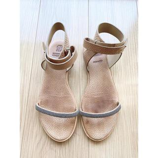 ブルネロクチネリ(BRUNELLO CUCINELLI)のBrunello Cucinelli ブルネロクチネリ サンダル 靴 37(サンダル)