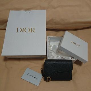 ディオール(Dior)のDIOR SADDLE ウォレット 財布 サドルバッグ ディオール(財布)