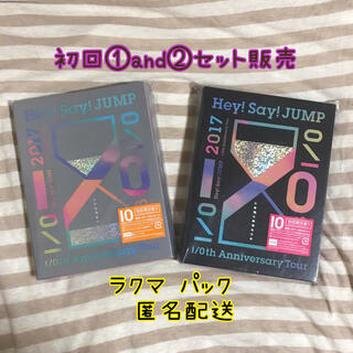 Hey! Say! JUMP - Hey!Say!JUMP I/Oth Anniversary Tour DVD