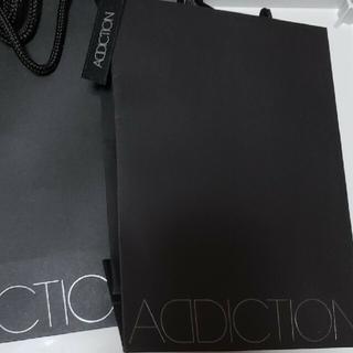 アディクション(ADDICTION)のaddiction 紙ショッパー(ショップ袋)