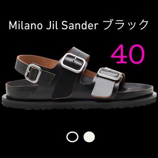 Jil Sander - JIL SANDER birkenstock  ジルサンダーコラボサンダル 40