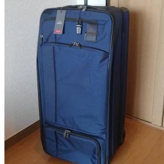 トゥミ(TUMI)のTUMI トゥミ大型キャリーバッグ 新品未使用 87リットル スーツケース(トラベルバッグ/スーツケース)