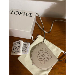ロエベ(LOEWE)の新品LOEWE ヒールポーチ ロエベ ジルサンダー ボッテガ ザロウ(ショルダーバッグ)