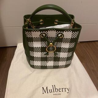 マルベリー(Mulberry)のマルベリー アイリス ショルダー イントレチャートチェック柄(ハンドバッグ)