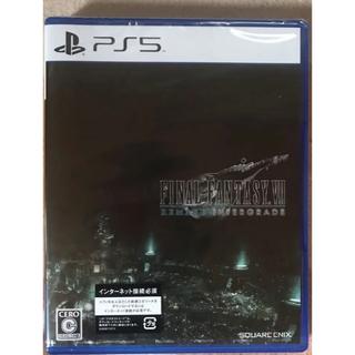 プレイステーション(PlayStation)のファイナルファンタジーVIIリメイク インターグレード PS5(家庭用ゲームソフト)