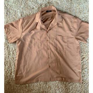 スピンズ(SPINNS)のオープンカラーシャツ 半袖シャツ(シャツ)