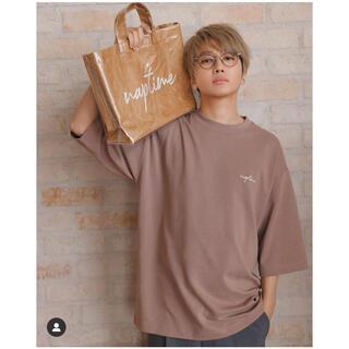 トリプルエー(AAA)のnaptime Tシャツ(Tシャツ(半袖/袖なし))