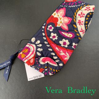ヴェラブラッドリー(Vera Bradley)の新品 ヴェラブラッドリー 化粧 ポーチ バニティ ペンケース(ポーチ)