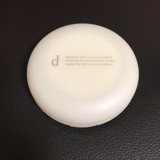ディープログラム(d program)の美品 dプログラム 薬用スキンケア ファンデーション パウダーリー おしろい(ファンデーション)