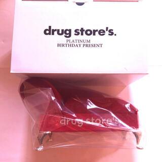 ドラッグストアーズ(drug store's)のdrugstore's  ジュエリーケース 非売品(小物入れ)