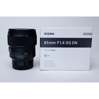 シグマ(SIGMA)のSIGMA 85mm F1.4 DG DN | Art Lマウント(レンズ(単焦点))