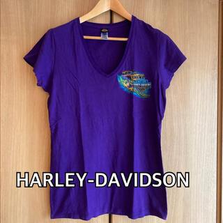 Harley Davidson - HARLEY-DAVIDSON ハーレー Tシャツ メキシコ Vネック