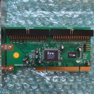 バッファロー(Buffalo)のBUFFALO Ultra ATA/133 IFC-AT133 IDEケーブル付(PCパーツ)